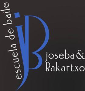 logo academia de baile joeba y bakartxo