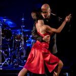 Joseba y Bakartxo bailando tango